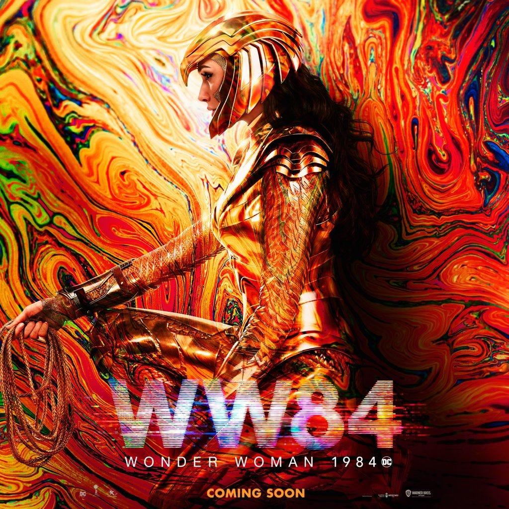 Nonton Wonder Woman 1984 Subtitle Indonesia