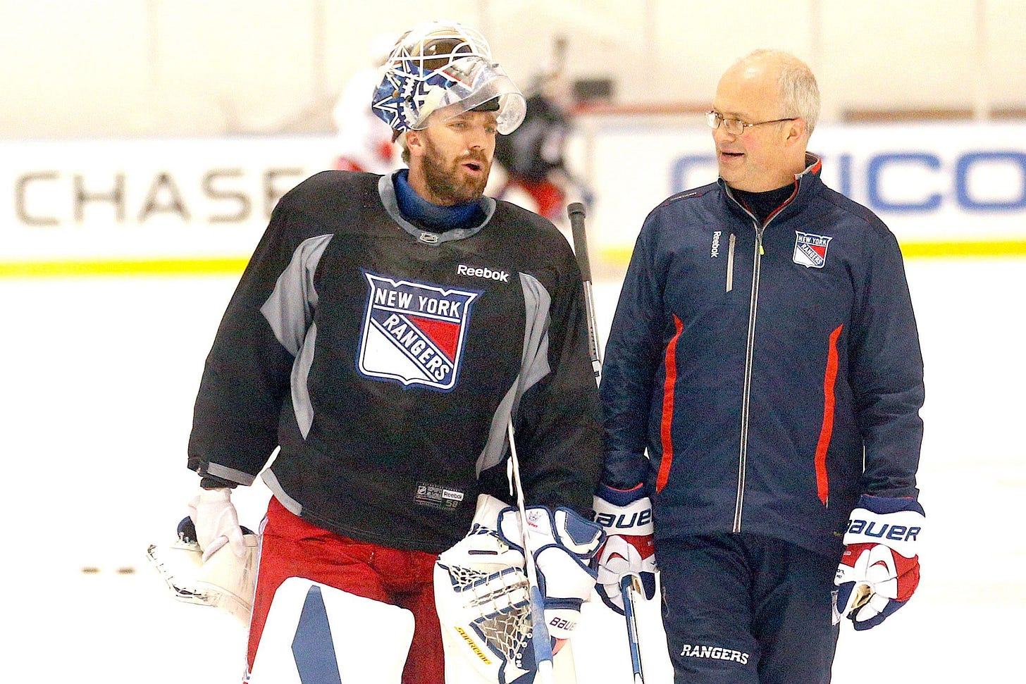 Why a goaltending coach is the Rangers' most valuable piece