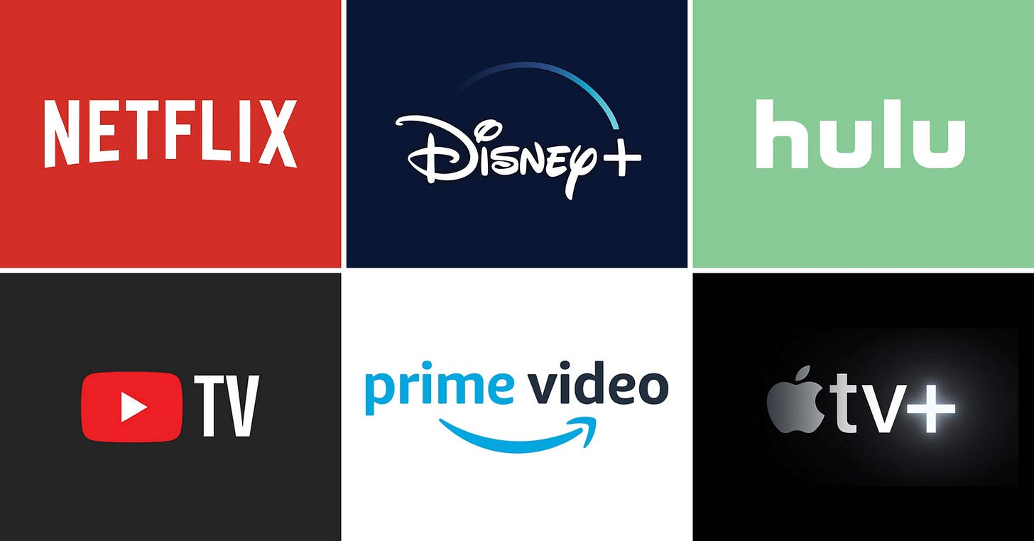 Who's Winning the Streaming Services War? - NetBase Quid