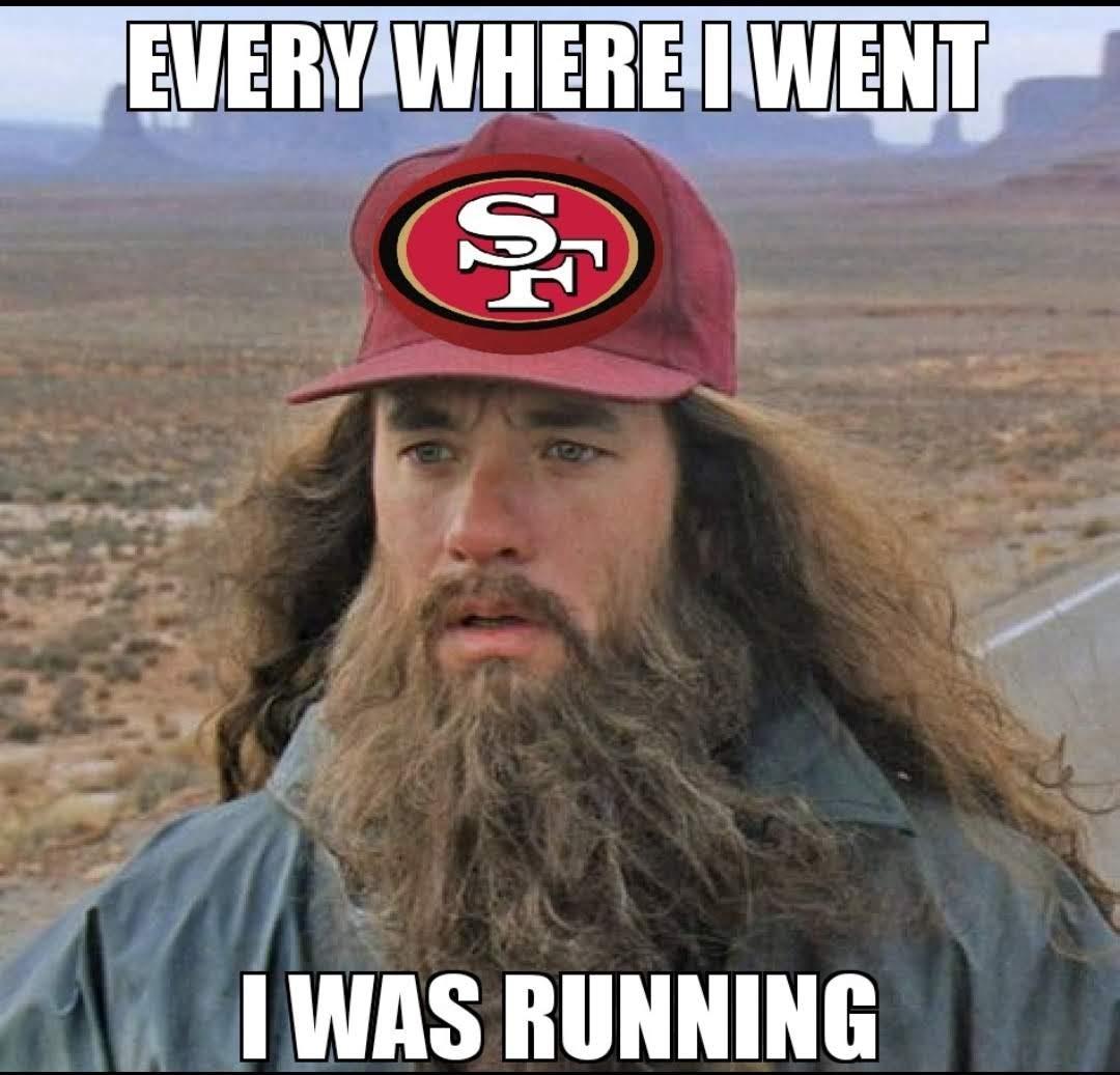 49ers tonight. credit: u/zaqwed : 49ers
