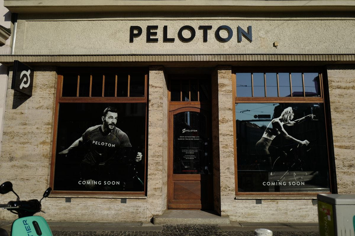 What's Happening With Peloton Stock?