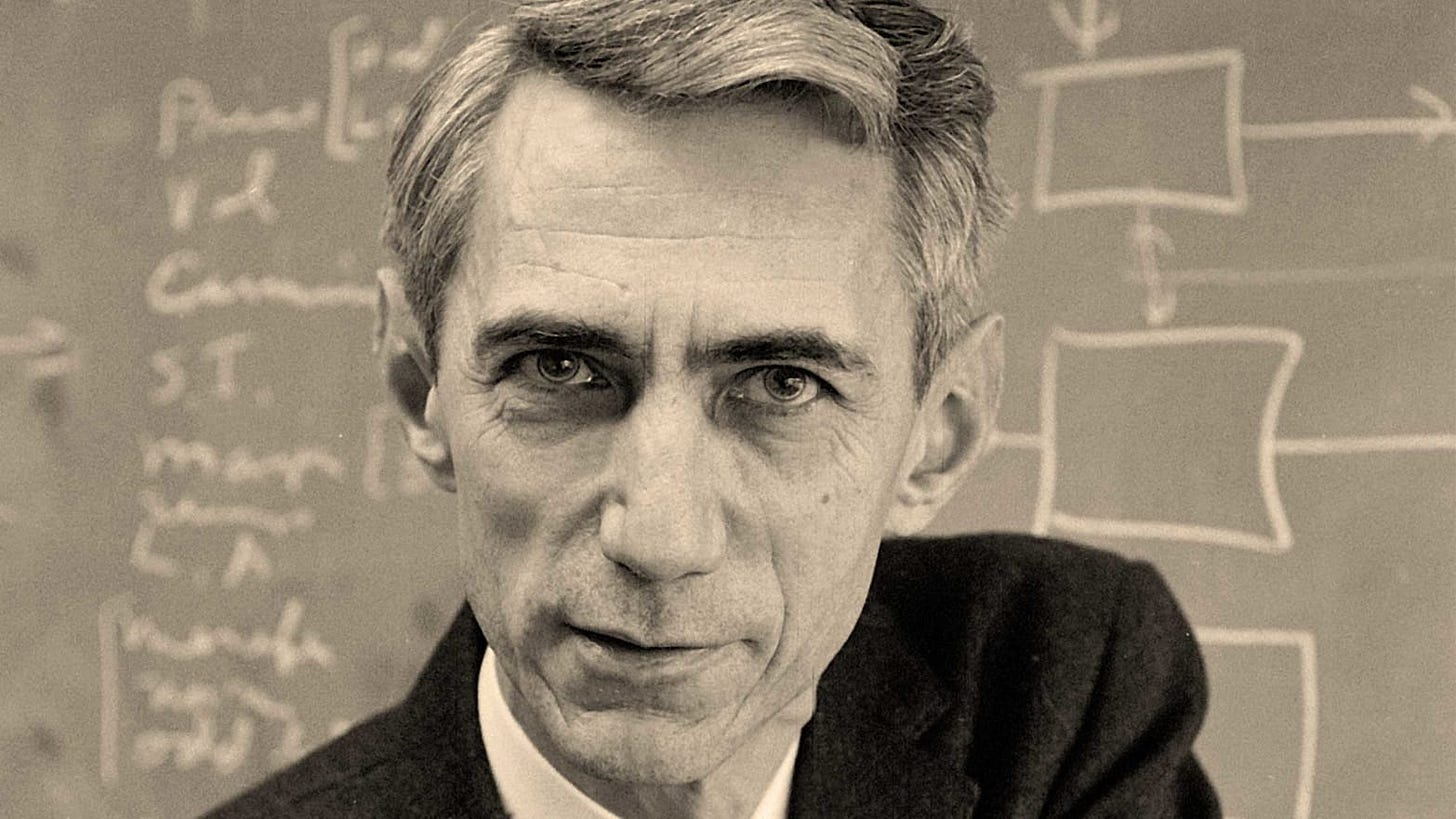Claude Shannon: The Juggling Poet Who Gave Us the ...