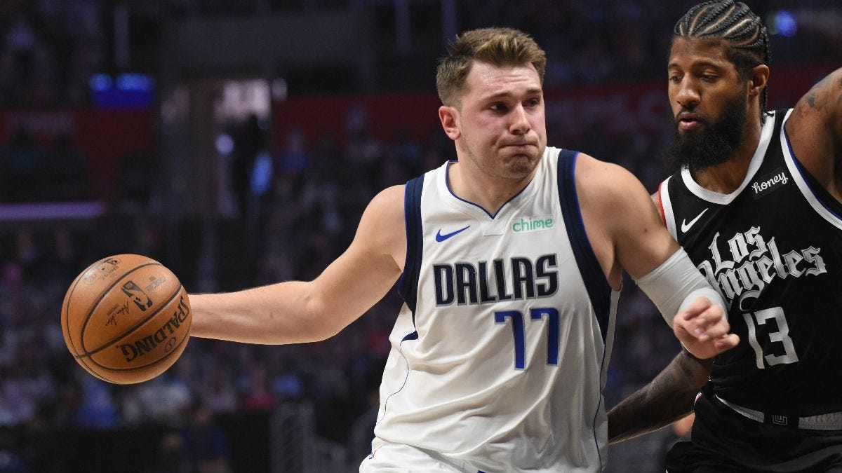 NBA Odds, Preview, Prediction Mavericks vs. Clippers Game 2: Luka Doncic,  Dallas Are Underdogs Once Again (May 25)