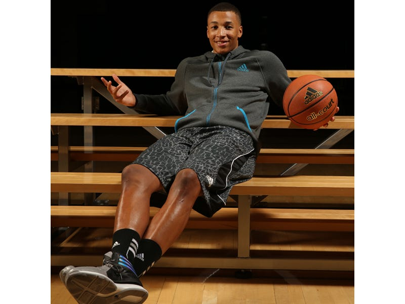 Dante Exum signs with adidas
