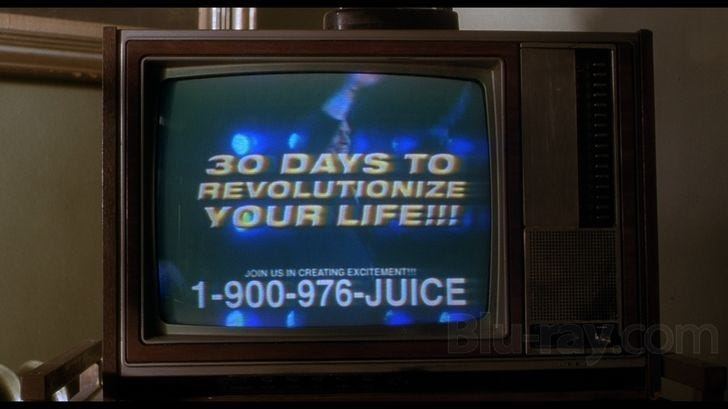 JUICE BY YOU #Requiem for a Dream in 2020 | Tv, Life, Dream