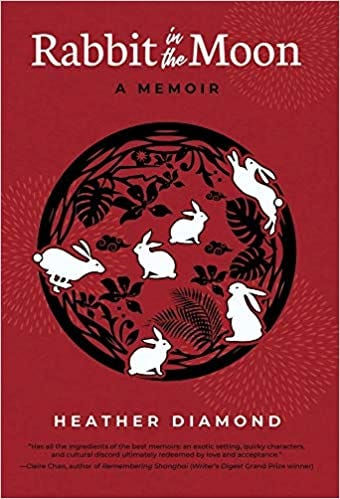 Rabbit in the Moon: Diamond, Heather: 9781788692359: Amazon.com: Books