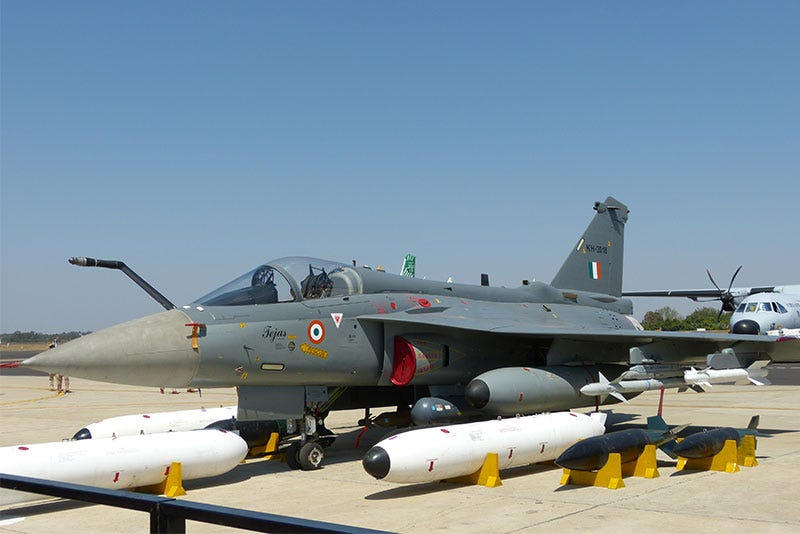 Tejas seeks Export Market - Asian Military Review
