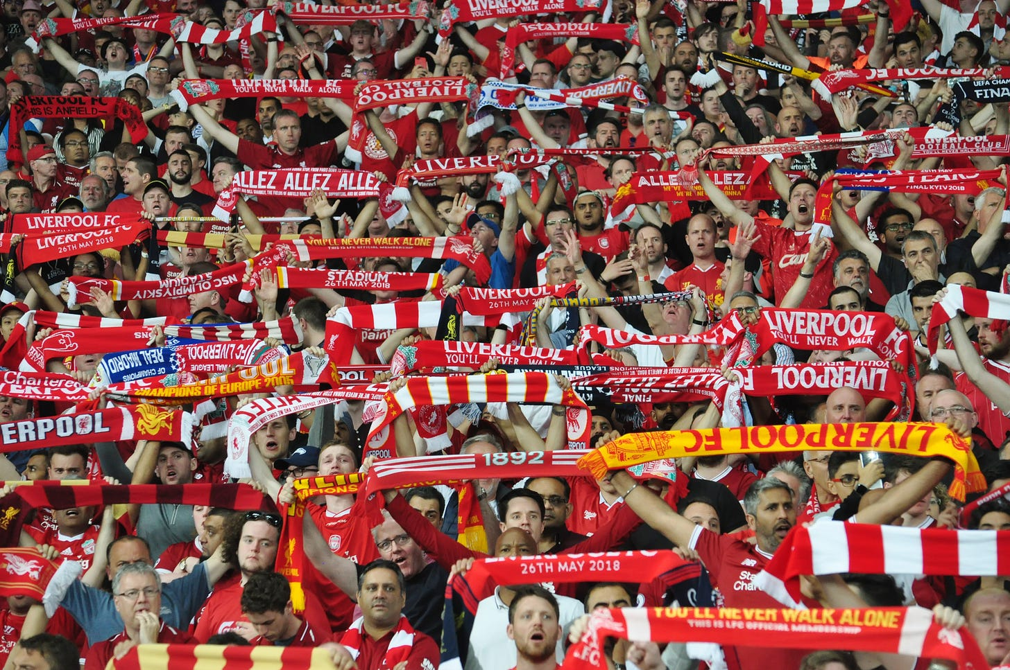 Why Do Soccer Fans Wear Scarves At Games?
