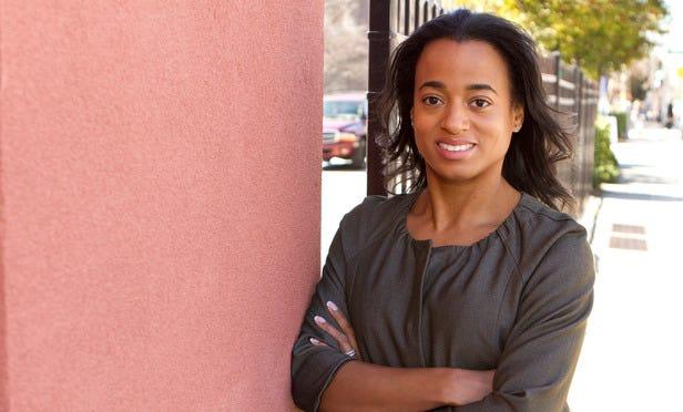 NEW PARTNER: Jamila Hall, 35 | Daily Report