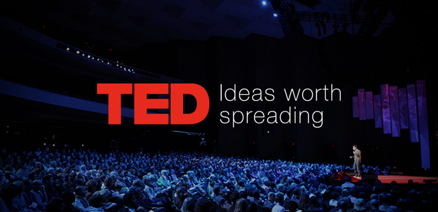 Image result for ted talks