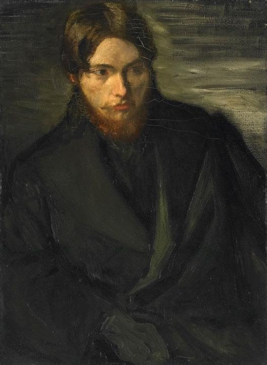 Portrait of Augustus John