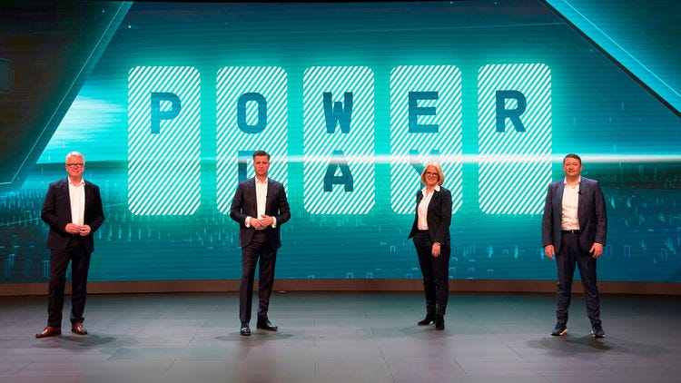 Curtain up for Power Day | Volkswagen Newsroom