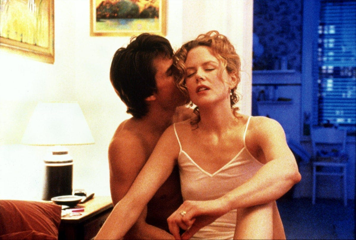 Eyes Wide Shut at 15: Inside the Epic, Secretive Film Shoot that Pushed Tom  Cruise and Nicole Kidman to Their Limits | Vanity Fair