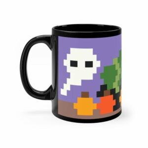 Boos and Hexes Coffee Mug | Raven and Toad Studios