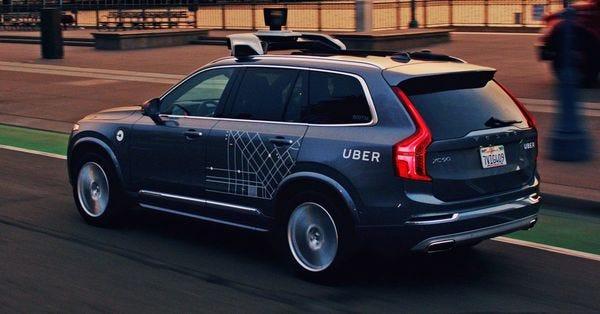 Uber may sell ATG to Aurora.