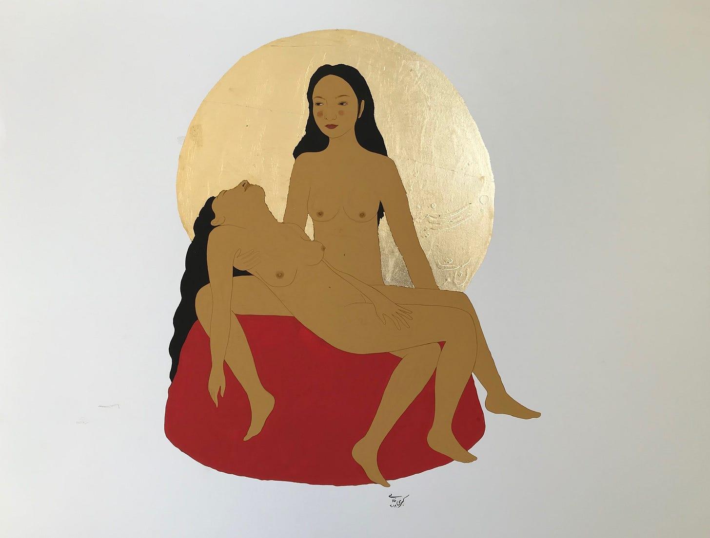 Kubra Khademi   International Studio & Curatorial Program