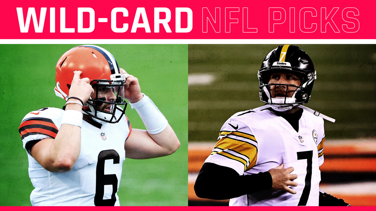 NFL playoff picks, predictions for wild-card games: Steelers survive Browns  scare; Ravens, Buccaneers roll | Sporting News