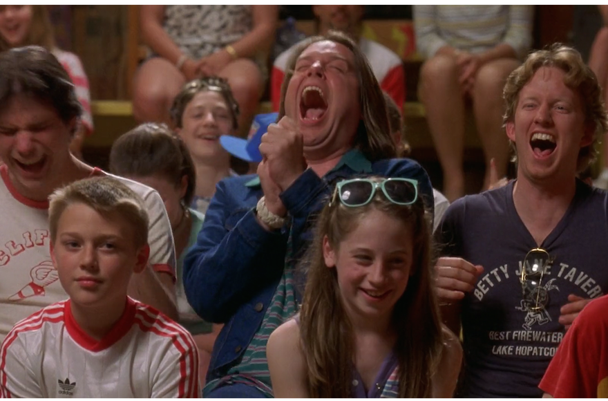 The Jewiest moments in 'Wet Hot American Summer' | The Times of Israel