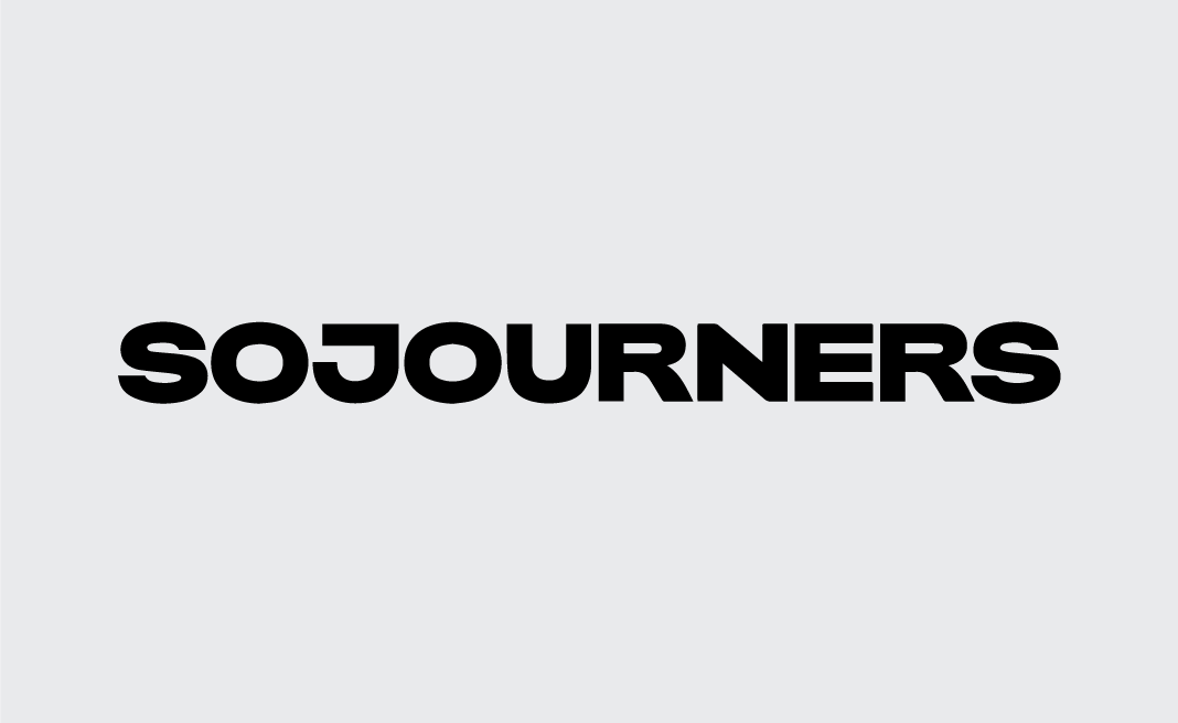 The logo for Sojourners