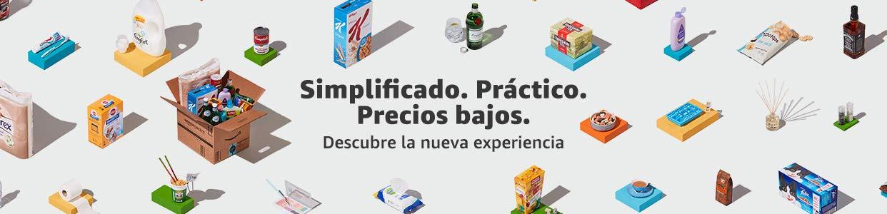 Descubre la nueva experiencia de Amazon Pantry