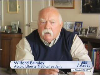 Libertymedical-WilfordBrimleyOnHisDiabetes469-124