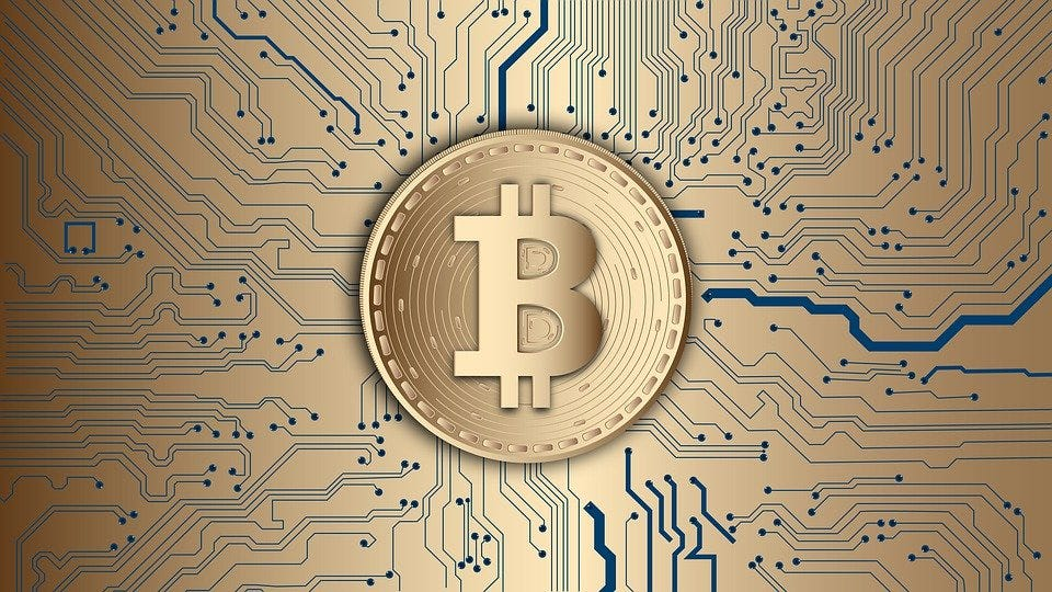 Bitcoin, Currency, Technology, Money, Cryptocurrency