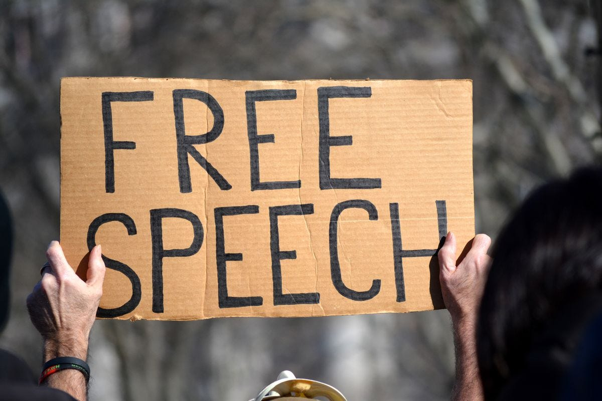 Free speech: is it actually a good thing? - Vox