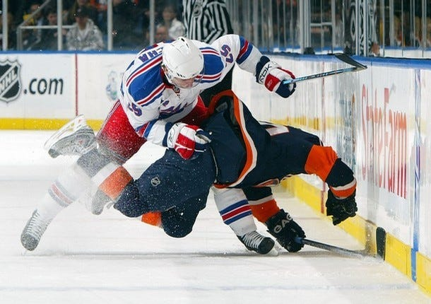 Hockey and Injuries: Boarding