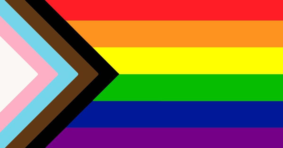 The new rainbow pride flag is a design disaster—but a triumph for LGBTQ  inclusiveness — Quartz