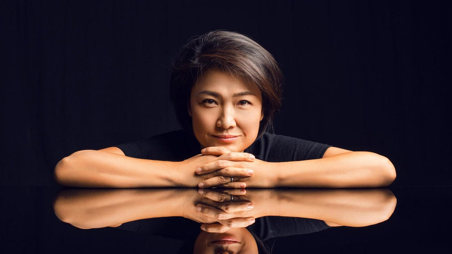 SOHO China's Zhang Xin became a billionaire by falling in love with risk —  Quartz at Work