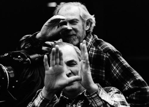 Sven Nykvist and Ingmar Bergman | closetoart