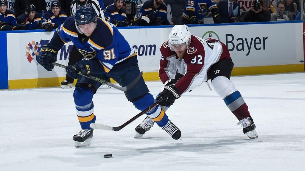 Injuries to Tarasenko, Landeskog discussed on NHL @TheRink podcast