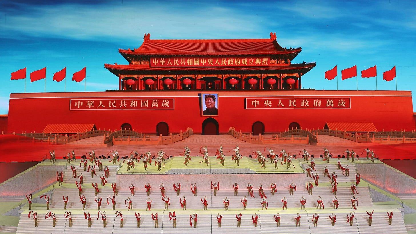 China Isn't That Strategic - The Atlantic