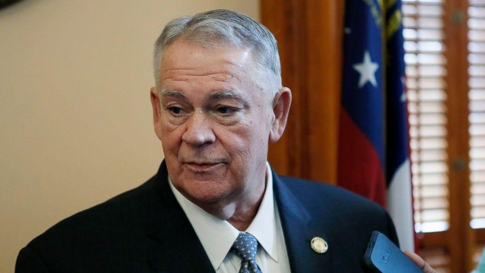 State lawmaker calls for Georgia speaker Ralston to resign - ABC News
