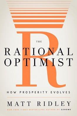 Sentient Developments: Matt Ridley is the Rational Optimist