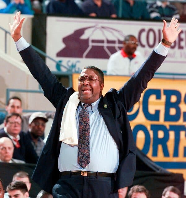 John Thompson, Hall of Fame Basketball Coach, Dies at 78 - The New York  Times