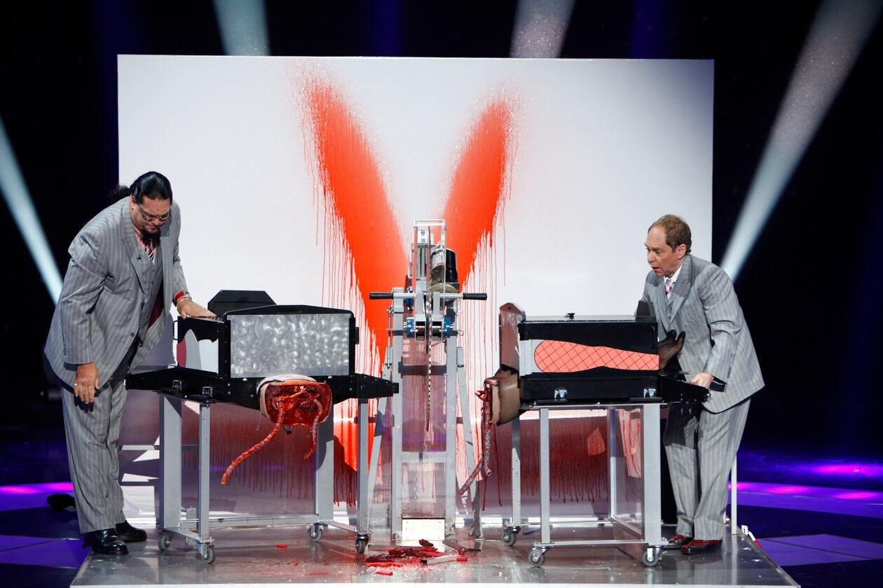 America's Got Talent: Penn and Teller Photo: 355261 - NBC.com
