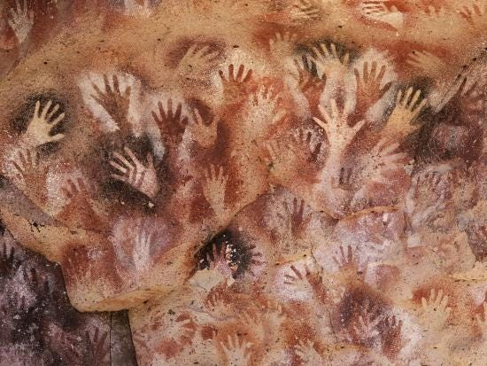 Cave of the Hands, Argentina' Photographic Print - Javier Trueba |  AllPosters.com