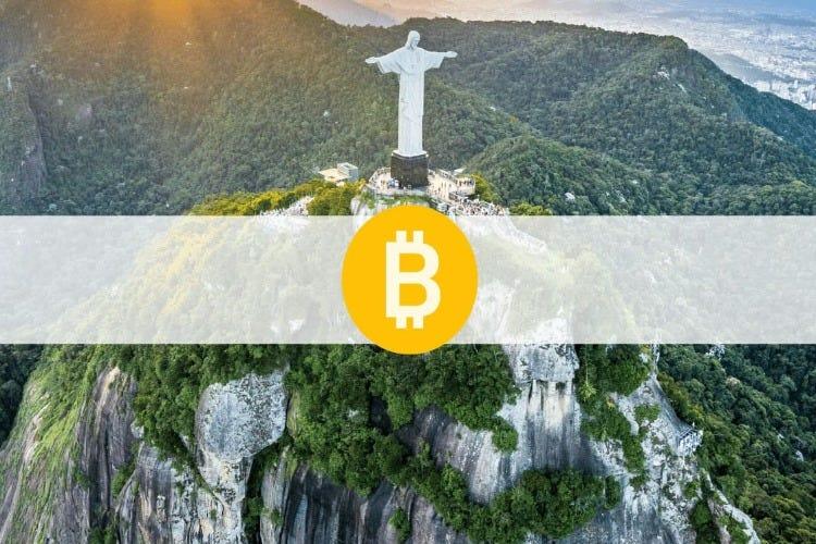 First Bitcoin ETF Approved in Brazil - CoinShark