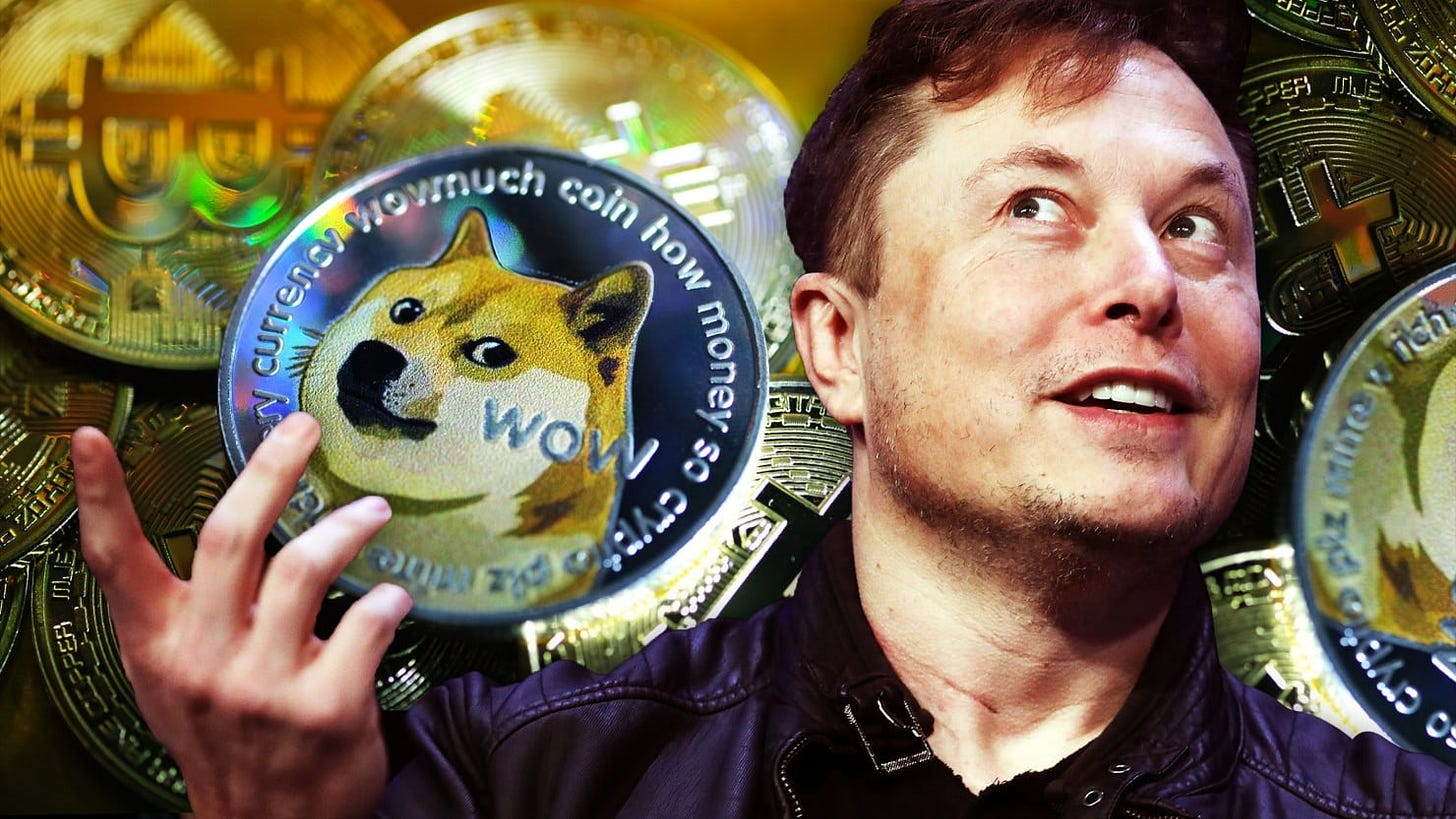 Elon Musk Promotes SNL and Dogecoin and Fans Fall for It