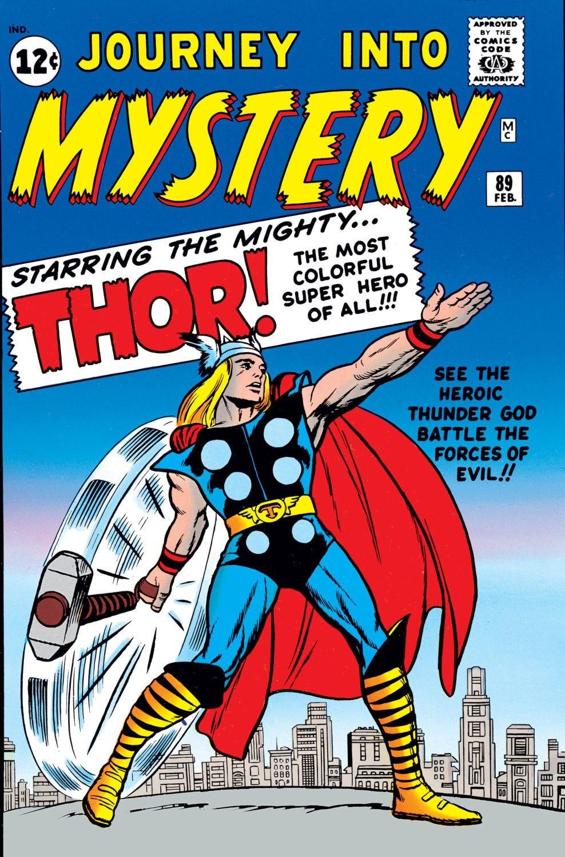 Journey into Mystery Vol 1 89 | Marvel Database | Fandom