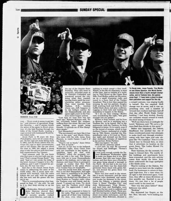 Newsday 9/11 story Page 3 -
