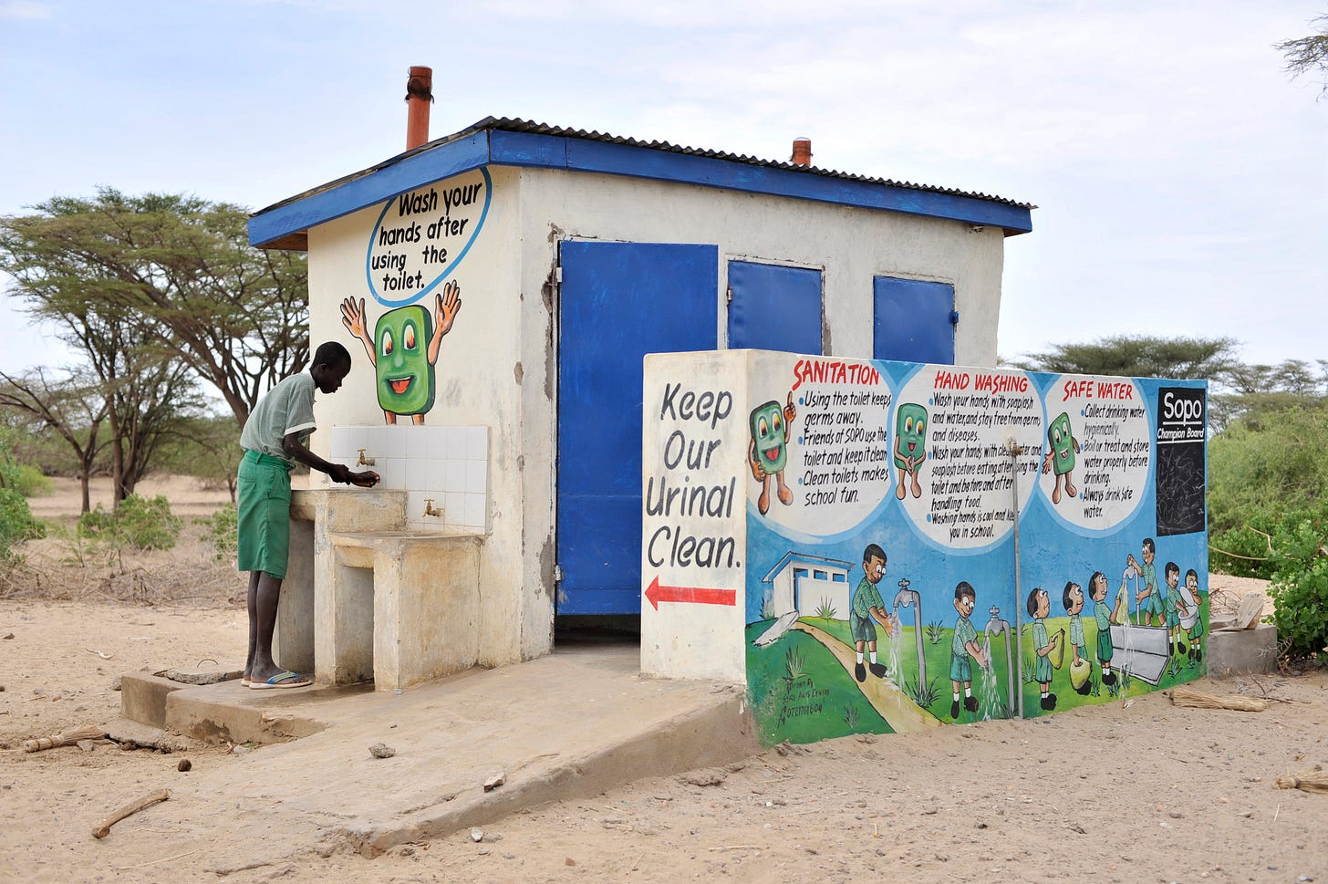 Why toilets matter - UNICEF Connect