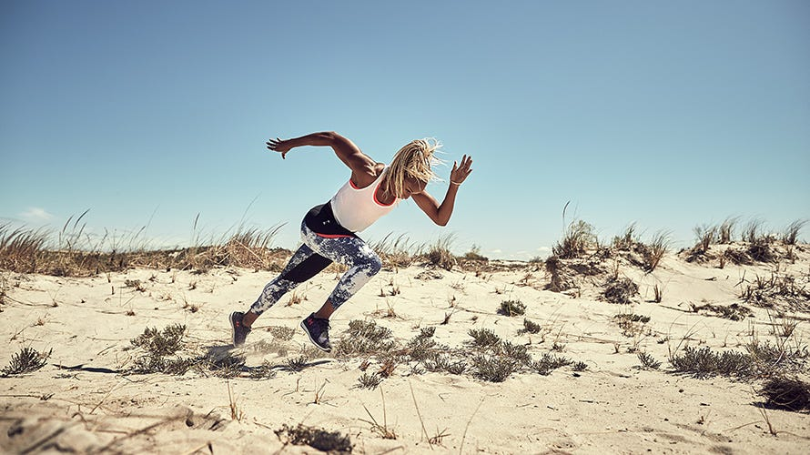 Under Armour Tells Its Women Athletes' Stories Through Poetry in Artful New  Ads