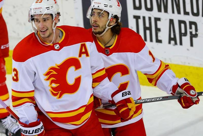 Image result for calgary flames 2021 frustrated