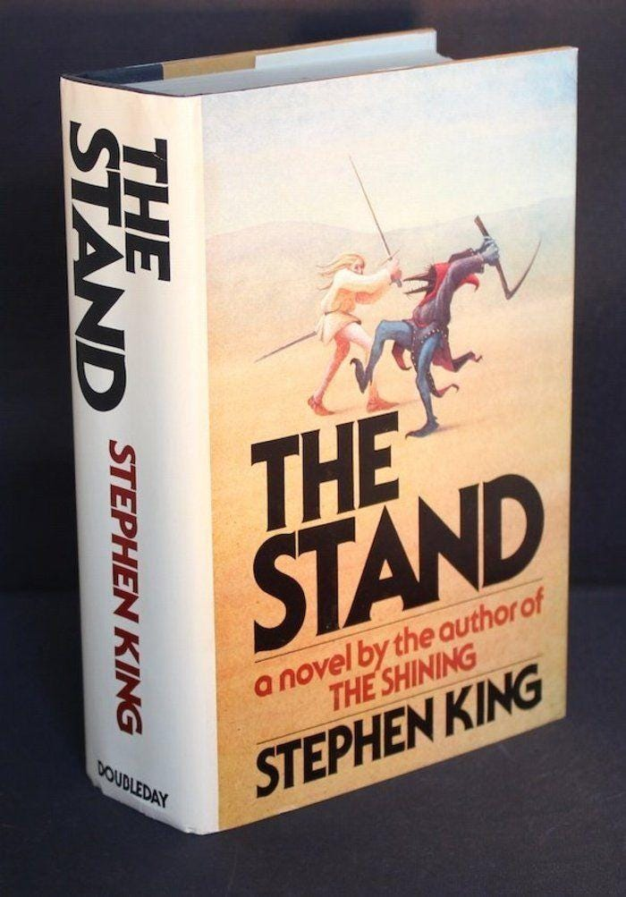 Image result for the stand book