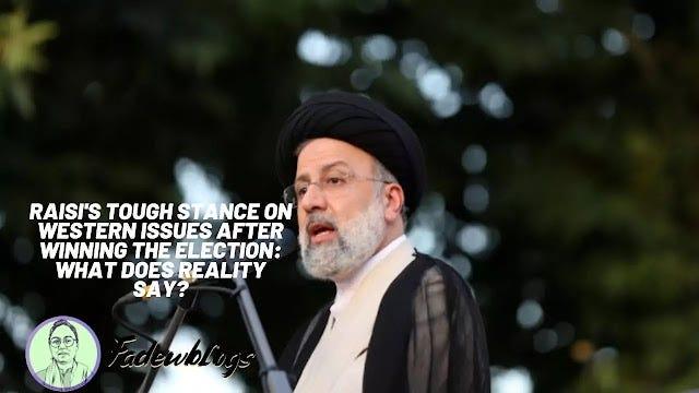Iran president Ibrahim Raisi