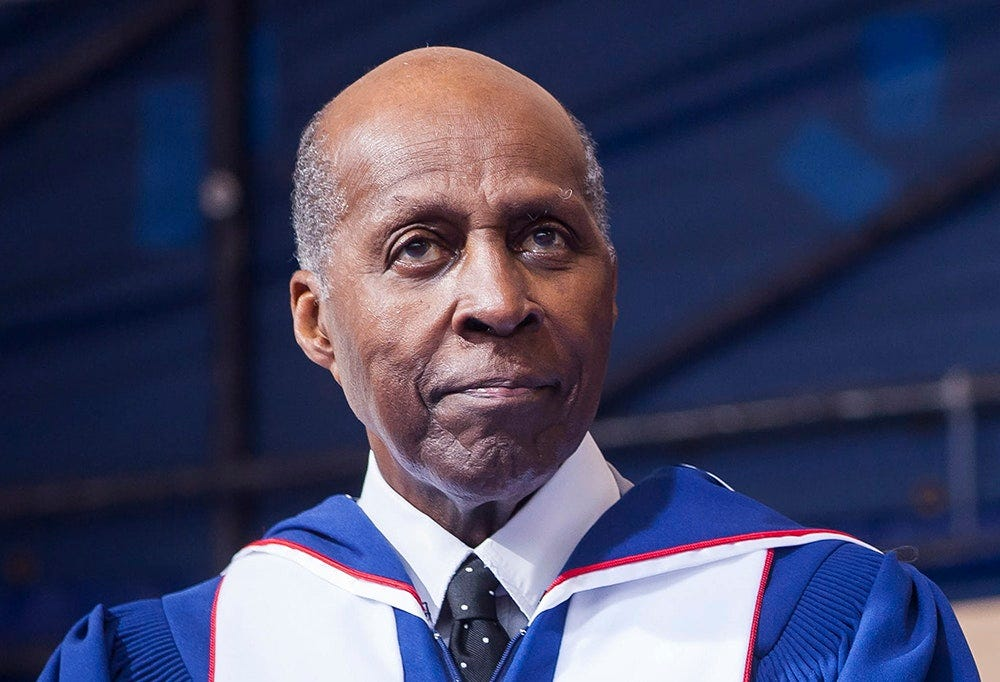 Vernon Jordan, activist, former Clinton adviser, dies at 85 | Star Tribune
