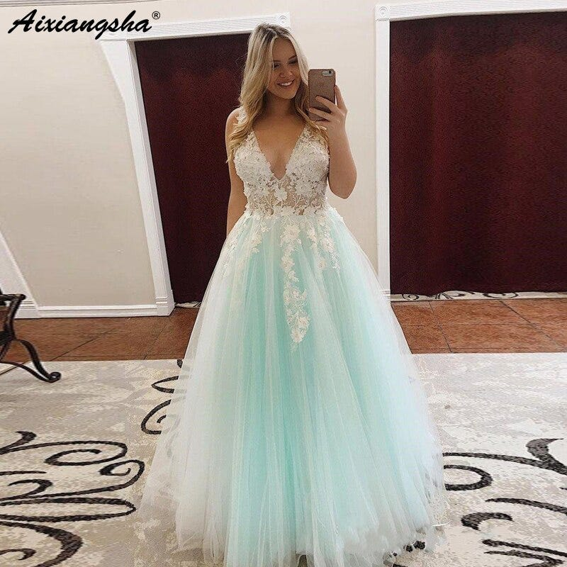1802186934 Romantic Fairy Princess Wedding Gown 2019 Beaded Flowers Embroidery Tulle V Neck Ball Gown Pink Wedding Dress Weddings Events Wedding Dresses
