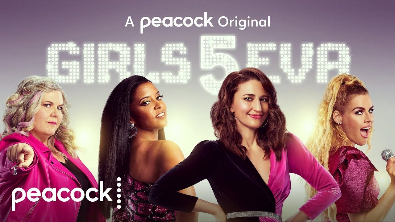Girls5eva   Official Trailer   Peacock - YouTube